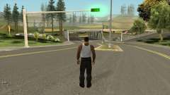 FPS for GTA San Andreas