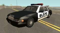Echo Police SA Style for GTA San Andreas