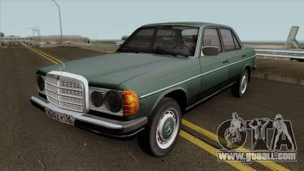 Mercedes-Benz 230 W123 for GTA San Andreas