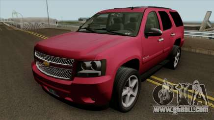 Chevrolet Tahoe 2008 for GTA San Andreas