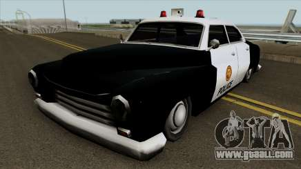 Old Police Car for GTA San Andreas