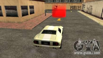 Drive Thru for GTA San Andreas