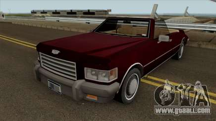 Idaho HD for GTA San Andreas