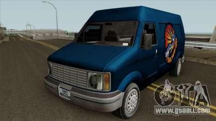 Toyz Van HD for GTA San Andreas