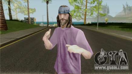 Beta Hippie for GTA San Andreas