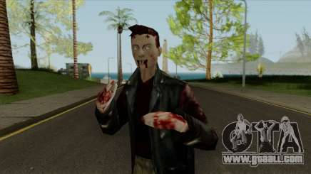Zombie Claude for GTA San Andreas
