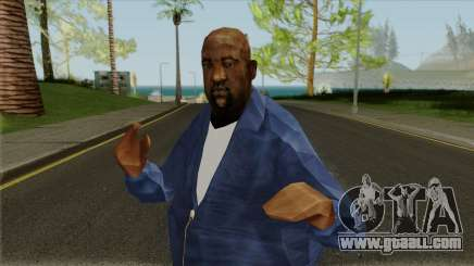 New Big Smoke for GTA San Andreas