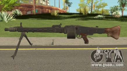 MG-42 for GTA San Andreas