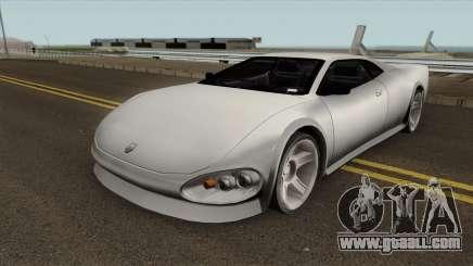 Infernus HD for GTA San Andreas