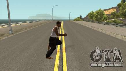 Don't stop for GTA San Andreas