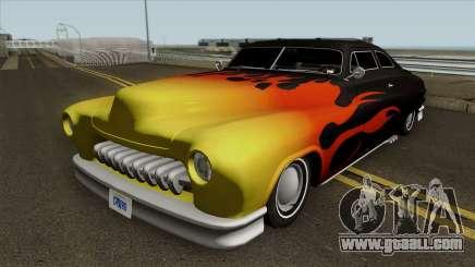 Cuban Hermes HD for GTA San Andreas