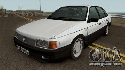 VW Passat B3 v2 RUS Plates for GTA San Andreas