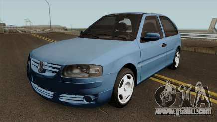 Volkswagen Gol Power for GTA San Andreas