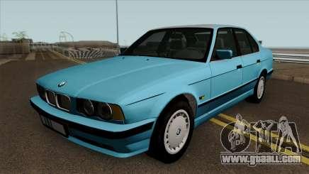 BMW 5 Series E32 (525i) for GTA San Andreas