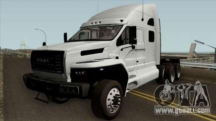 Ural NEXT for GTA San Andreas