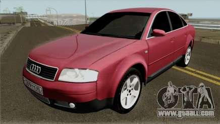 Audi A6 3.0i 1999 for GTA San Andreas