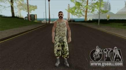 New Wmyammo for GTA San Andreas