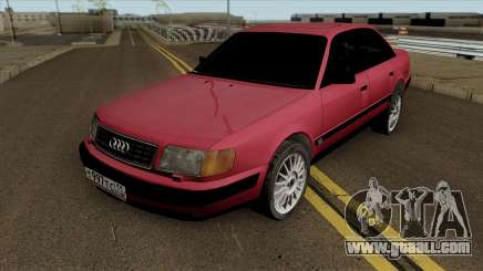 Audi 100 C4 Quattro for GTA San Andreas