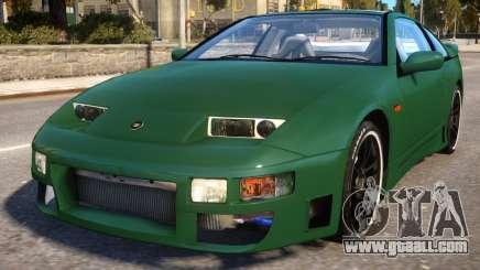 Nissan Fairlady Z32 for GTA 4