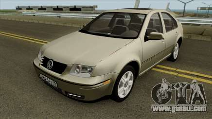 Volkswagen Bora 1.8T 2003 for GTA San Andreas