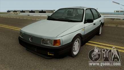 VW Passat B3 v2 SA Plates IVF for GTA San Andreas