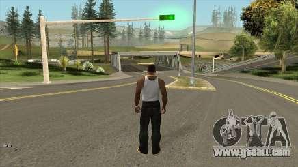 FPS for GTA San Andreas