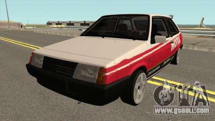 VAZ 2108 Motul for GTA San Andreas
