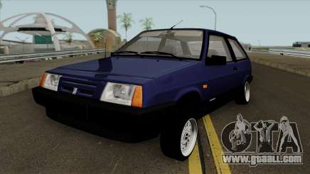 VAZ 2108 Stance for GTA San Andreas