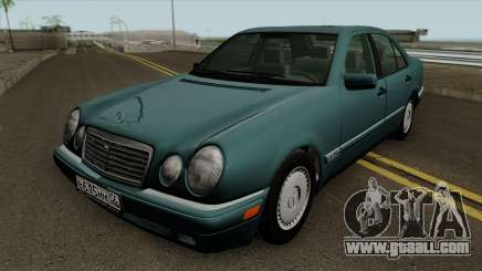 Mercedes-Benz E-Klasse W210 E200 CDI for GTA San Andreas