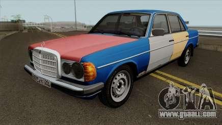 "Mercedes-Benz 230 W123 ""Swallow"" for GTA San Andreas"