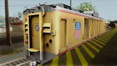 Union Pacific Turbine B for GTA San Andreas