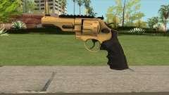Revolver R8 Gold for GTA San Andreas