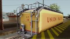 Union Pacific Turbine Tender for GTA San Andreas