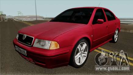 Skoda Octavia Liftback for GTA San Andreas