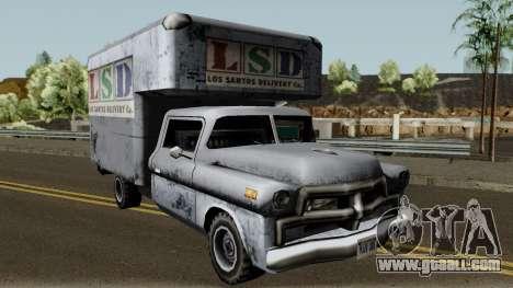 Bellton for GTA San Andreas