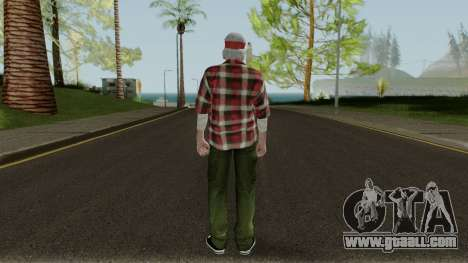 New The Truth for GTA San Andreas