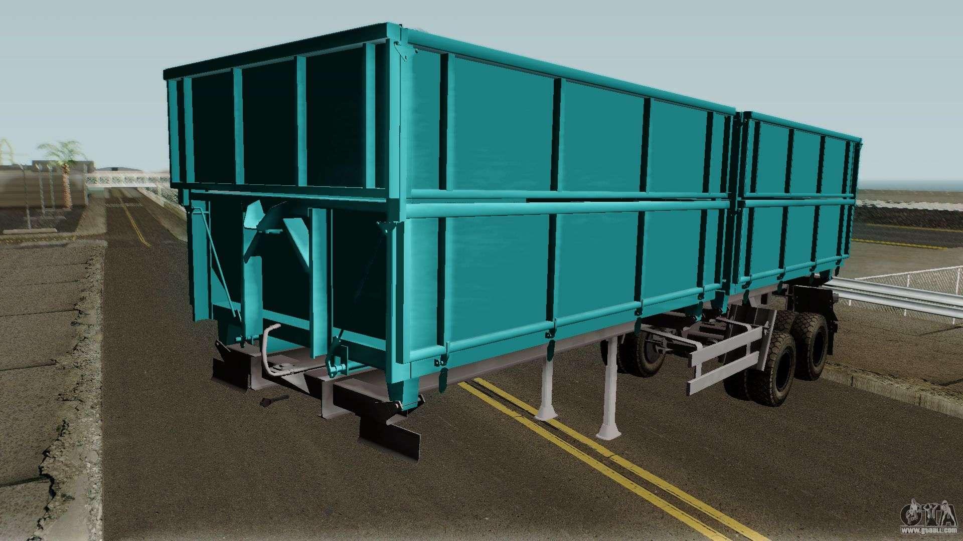МАЗ Farming Simulator 2015 for GTA San Andreas