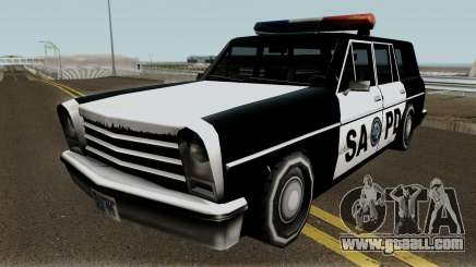 Perennial SAPD for GTA San Andreas