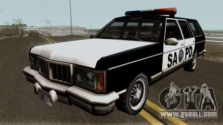 Regina SAPD for GTA San Andreas