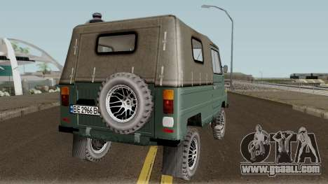 LuAZ-969М v3 for GTA San Andreas right view