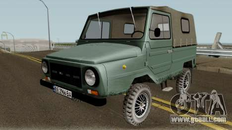LuAZ-969М v3 for GTA San Andreas