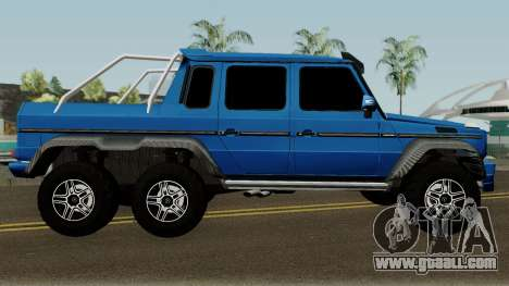 Mercedes-Benz AMG G63 6×6 for GTA San Andreas