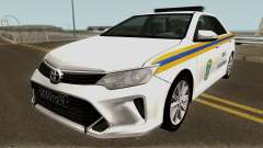 Toyota Camry MOE for GTA San Andreas