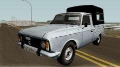 IZH 27156 for GTA San Andreas
