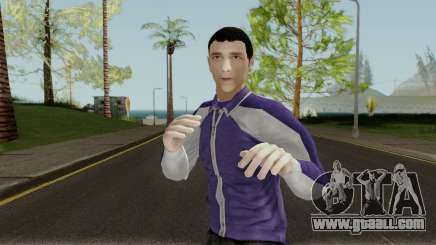 Yuri Shatunov for GTA San Andreas