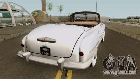 GAZ-12 ZIM 1949 for GTA San Andreas