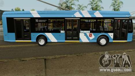Trolza 5265.08 Megapolis Of Saint-Petersburg for GTA San Andreas back view