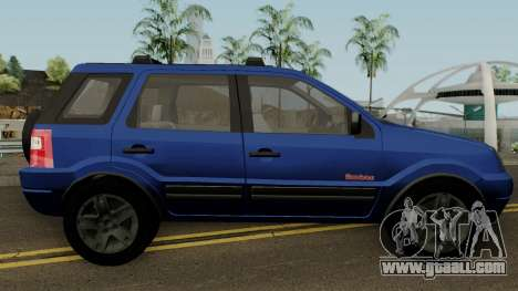 Ford EcoSport 2007 for GTA San Andreas