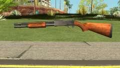 Chromegun HQ (With HD Original Icon) for GTA San Andreas