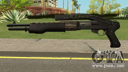 SPAS-12 HQ (Witch HD Original Icon) for GTA San Andreas